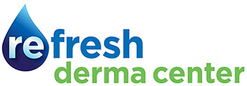 Refresh Derma Center Logo